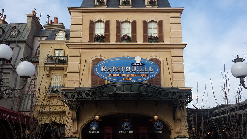 Trip Report du 21 au 23 Janvier 2015 // Sequoia Lodge // Partie 3 Postée - Tower of Terror , Moteurs... Action ! , Rock'n'Roller Coaster & Phantom Manor // MENU & DEJEUNER BISTROT DE REMY 16355688335_f65dbc351a_c