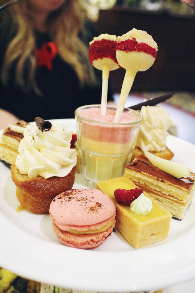 Lancaster London Afternoon Tea 5