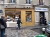 2008. Paris. Librairie, book store