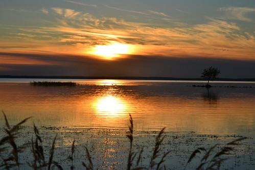 autumn sunset lake st finland geotagged evening september fin 2011 säkylä pyhäjärvi satakunta pihlava 201109 20110903 geo:lat=6103821800 geo:lon=2233160000