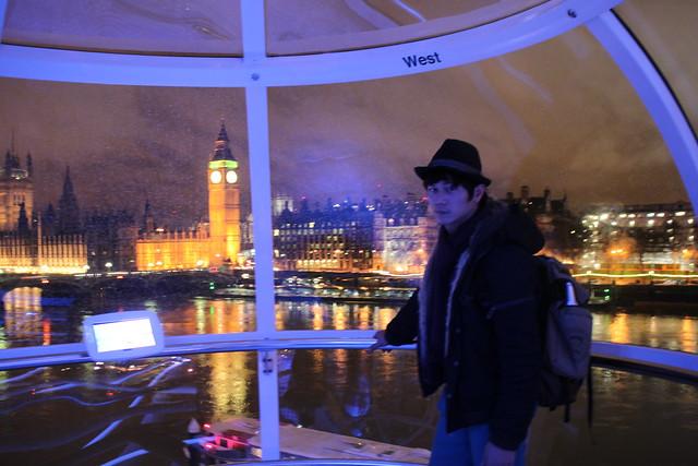 London eye-倫敦眼-大笨鐘-17度C英國隨拍 (60)