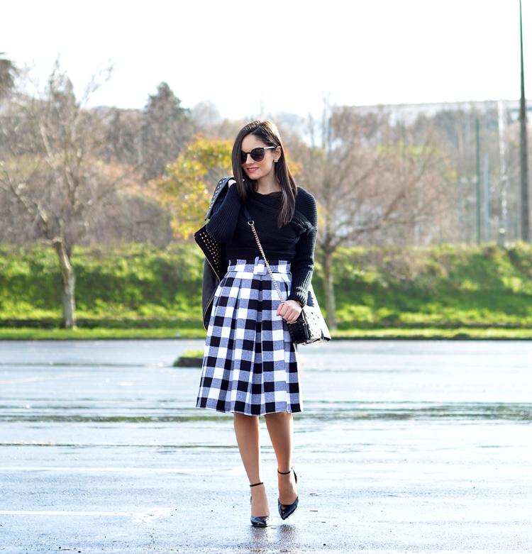Zara_ootd_plaid_chicwish_sheinside_heels_midi_leather_01