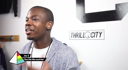 "JSWISS (@JSwissHere) x Thrill City (@ThrillCityNC) Session - ""You Me Him and Her"" (Video)"