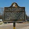 The Battle of Lake Pontchartrain