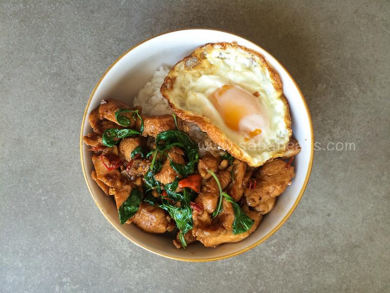 Basil Chicken (Gai Pad Krapow)