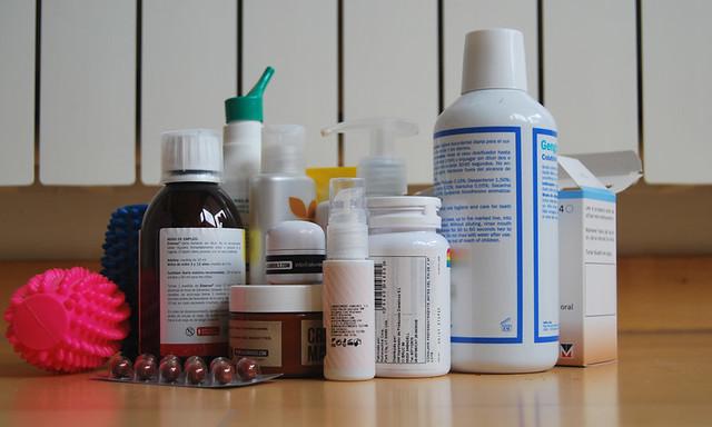 medicamentos botiquin embarazo