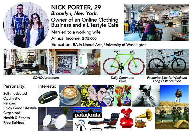 NIckPorter Profile Updated