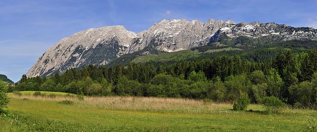 Panorama Grimming Mountain 5 x 85mm high Nikon FX (c) 2015 Бернхард Эггер :: ru-moto images Pan-Grimm09cc small