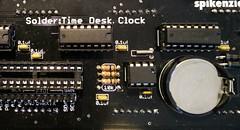 Clipped R6 10k resistor