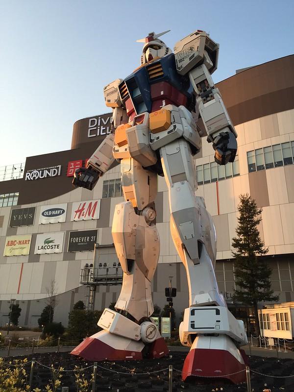 Odaiba (Gundam) - 124