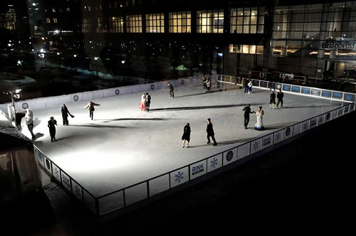 At Altaneve On Ice, New York, NY, February 26, 2015 (Photo by Stephen Smith/Guest of a Guest)