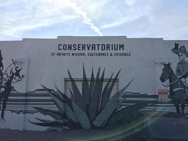 Header of conservatorium