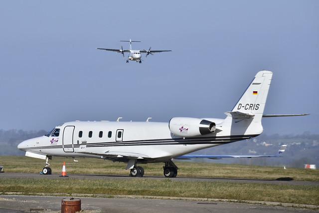EI-EHH ATR-42 + D-CRIS Astra SPX