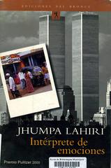 Juhmpa Lahiri, Intérprete de emociones