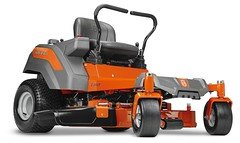Husqvarna's Z200 range mowers are scheduled to hit retail stores in March