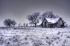 Bleak Winter Farm I