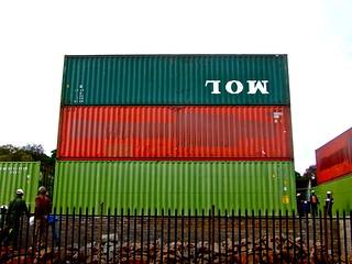 27 Boxes, Melville, Johannsburg