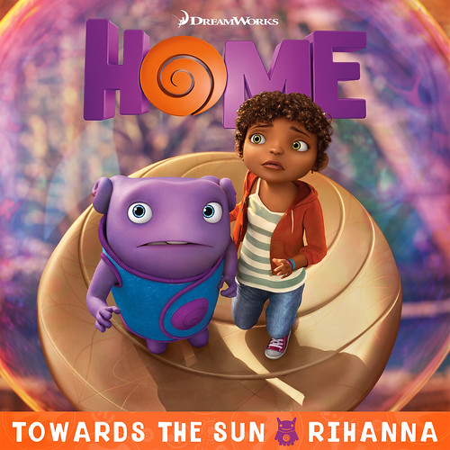Rihanna Towards the sun