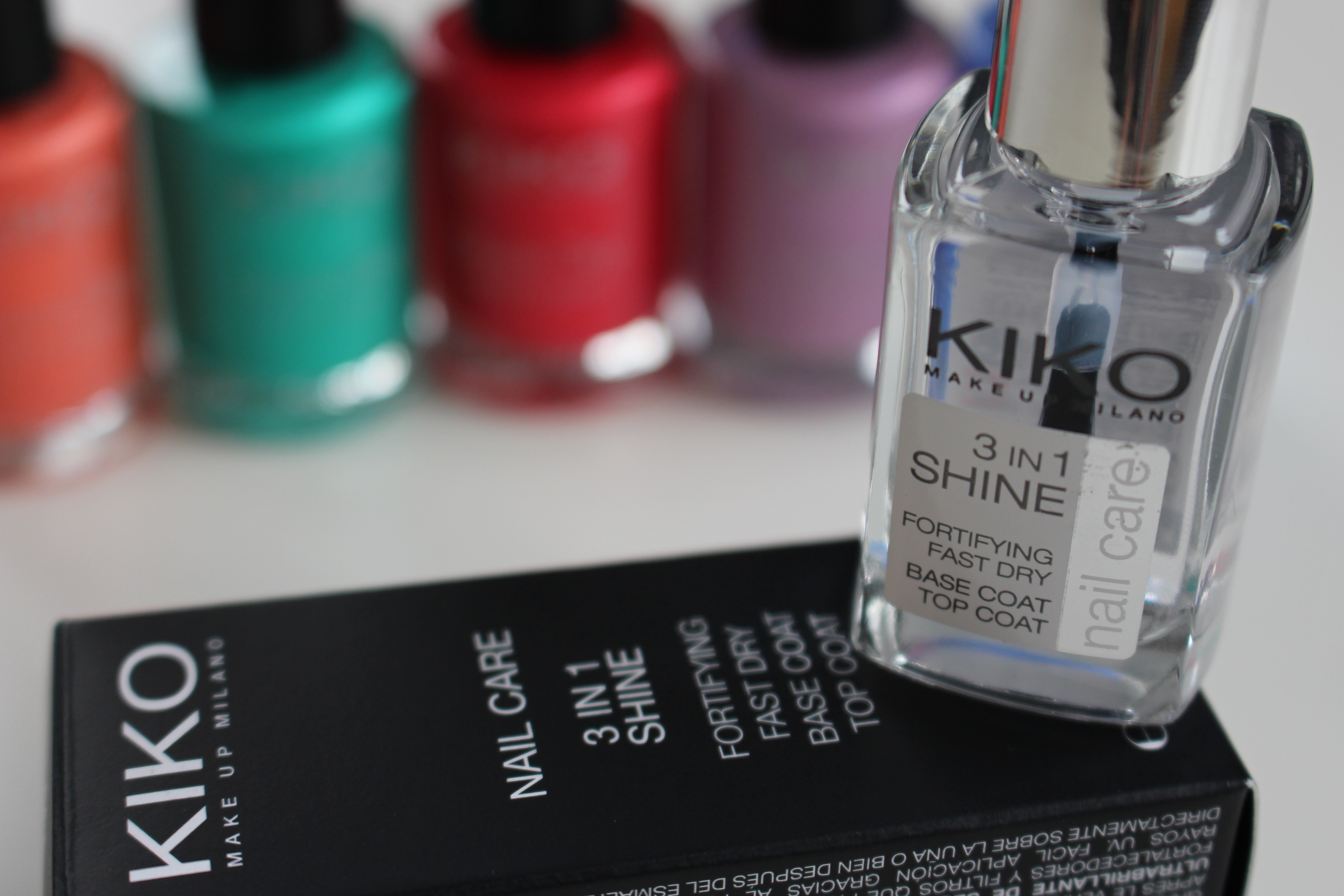 ByDagmarValerie Kiko Cosmetics