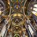 La Basilique Notre Dame de Fourvière in Lyon, France by ` Toshio '