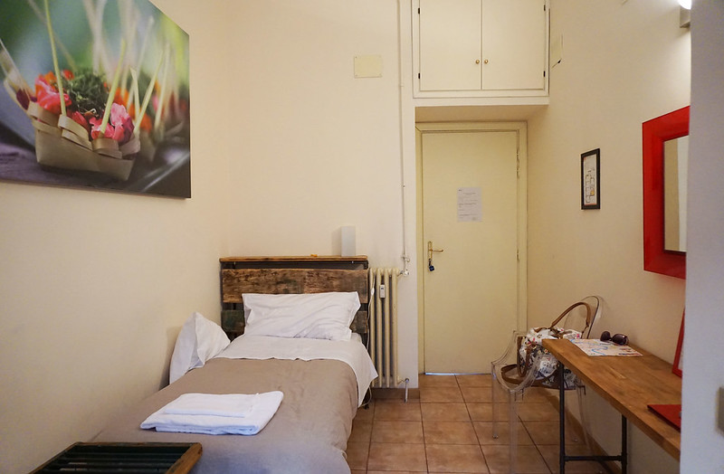 Room at The Beehive Hostel Rome