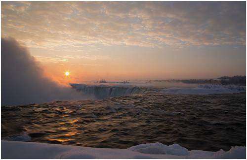 sunrise canon niagarafalls niagara waterfalls 6d niagaraescarpment canon6d