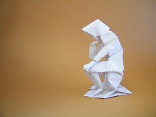 Rodin's Thinker - Neal Elias