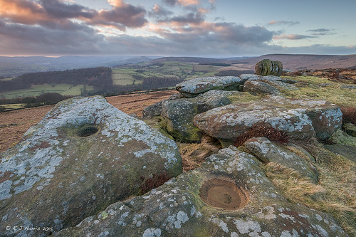 uk sunset nationalpark rocks derbyshire peakdistrict hathersage leefilters carheadrocks canon1dx