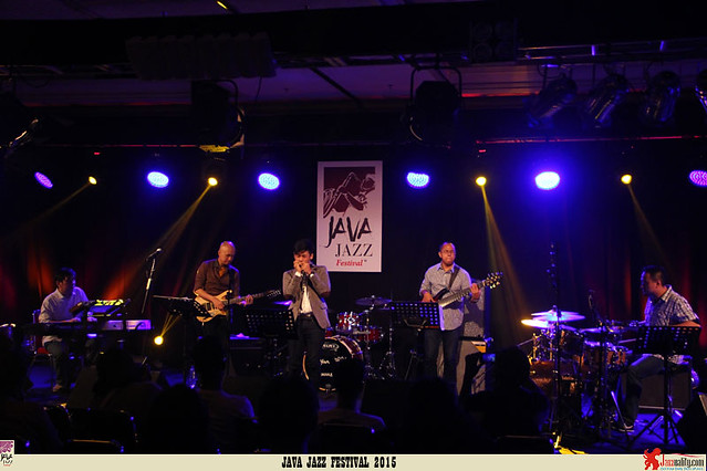 Java Jazz Festival 2015 Day 3 - The Daunas