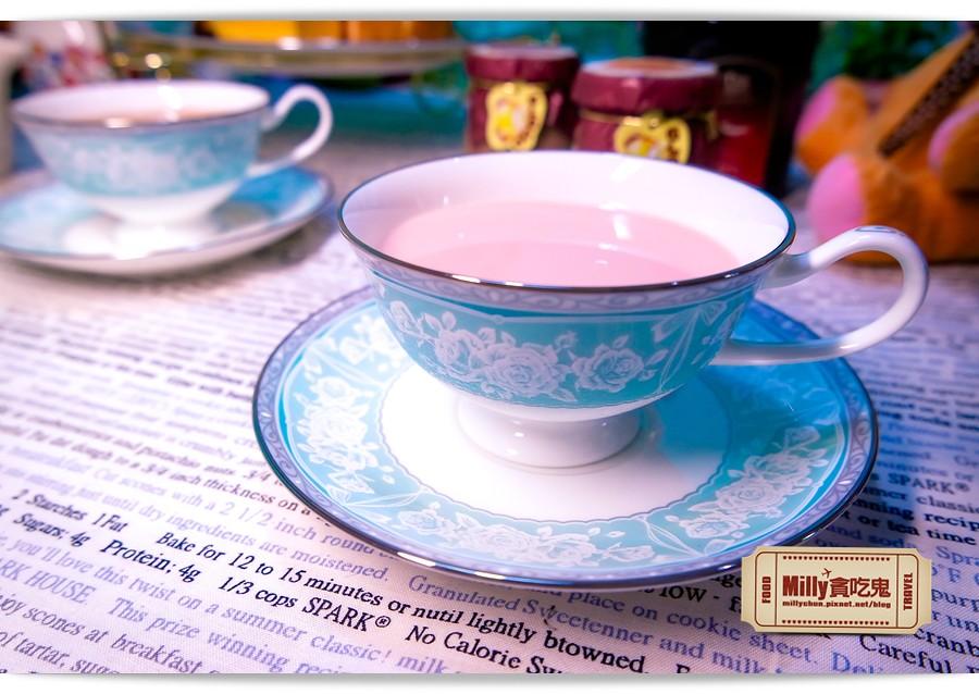 日本NARUMI鳴海骨瓷午茶杯盤組0027
