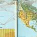 Northwest international route map, October 1988 by DearEdward