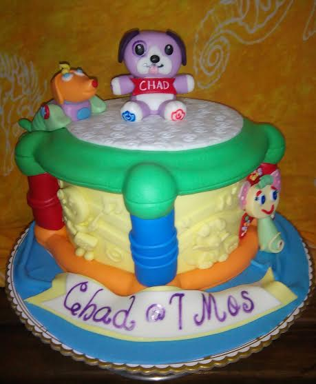 Competition: Super Creative Cake Artist - Page 6 of 11