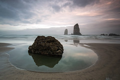 Round Pool, Cannon Beach