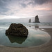 Round Pool, Cannon Beach by Sophie Carr Photography