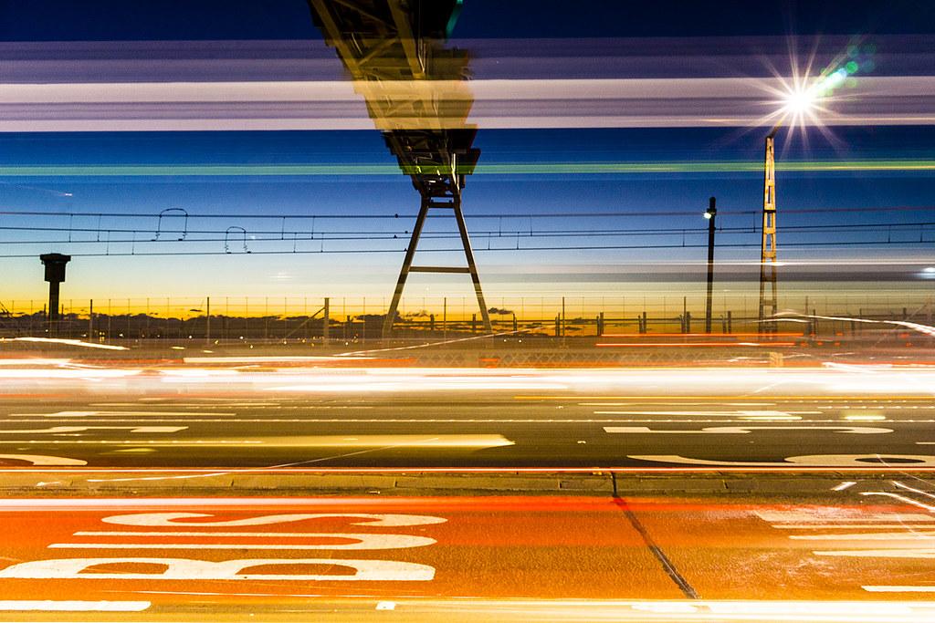Sample photo: 'Bus Lane' by gregja