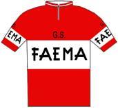 Faema - Giro d'Italia 1959