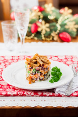 German Christmas Salad