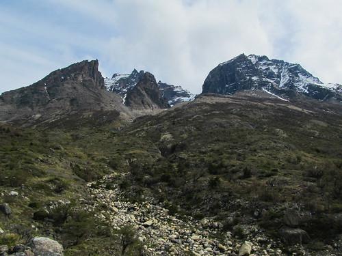Torres del Paine: le trek du W. Jour 2: à la conquête de Los Cuernos