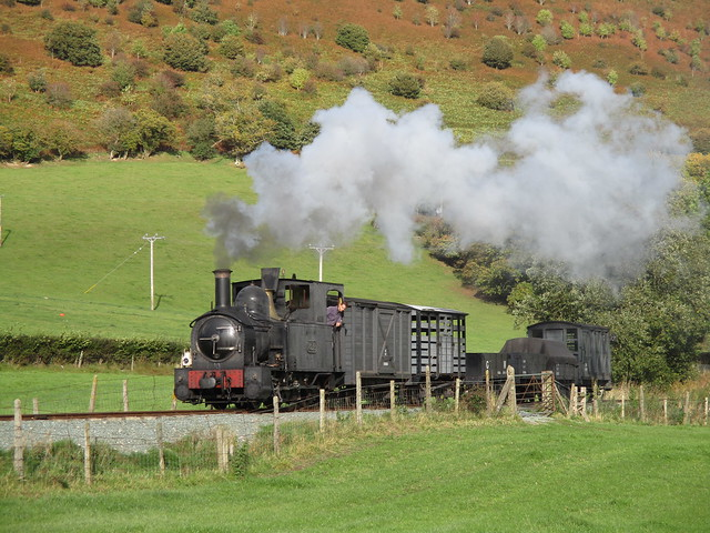 The Afternoon Goods Train