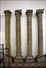 Colonne scolpite ...cattedrale di Otranto