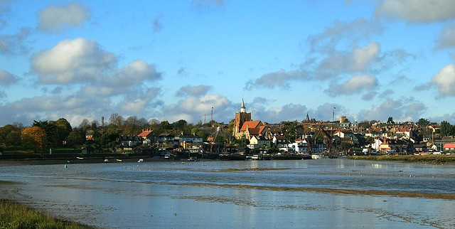 Maldon - Blackwater Estuary