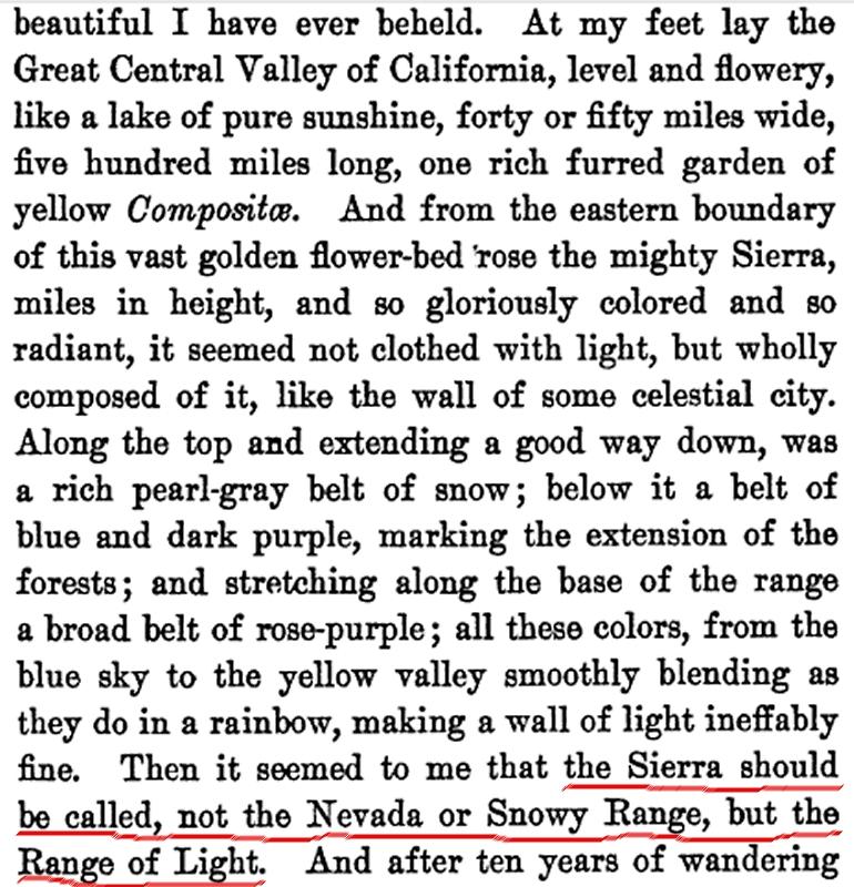 The Yosemite, 1912