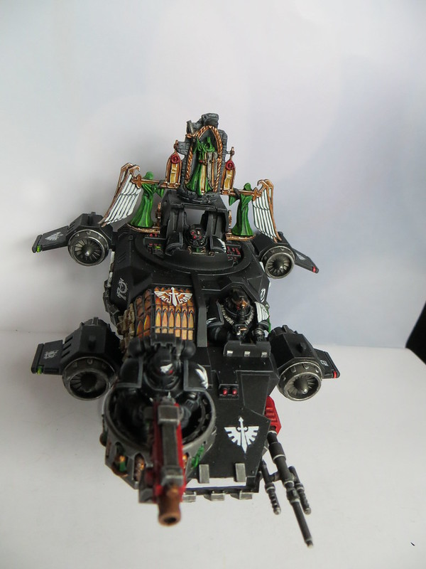 Dark Angels - Dark Shroud VI