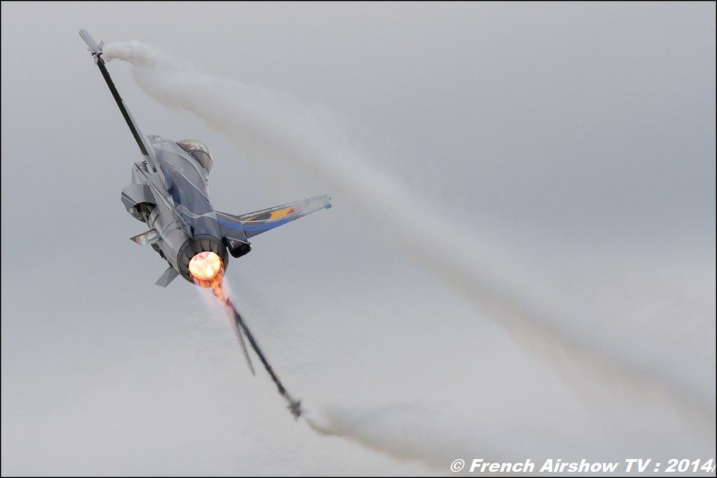 TEAM F-16 SOLO DISPLAY 2014, AIR14 PAYERNE