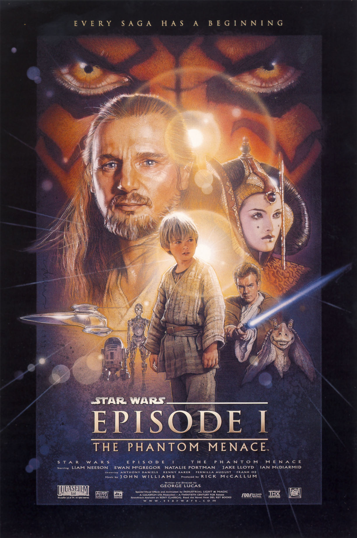 The Phantom Menace (1999)