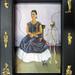 Bone Box_Frida_(After Frida Kahlo)_ 5.75 X 7.75 framed_dec 9 2014 by Maude's Vault