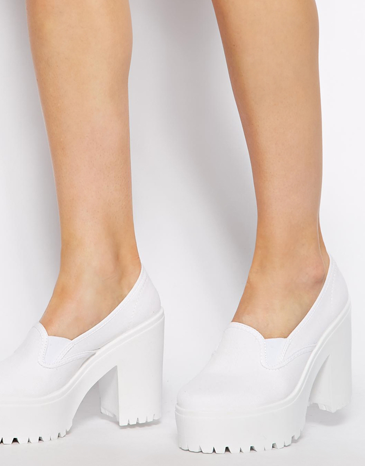 ASOS POT LUCK Platforms