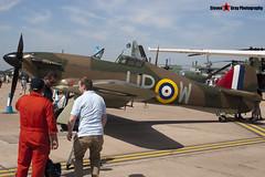 G-HUPW R4118 - G5-92301 - Private - Hawker Hurricane I - Fairford RIAT 2006 - Steven Gray - CRW_1346