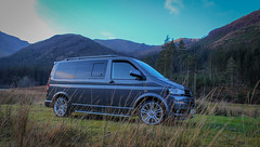 VW T5 Campervan