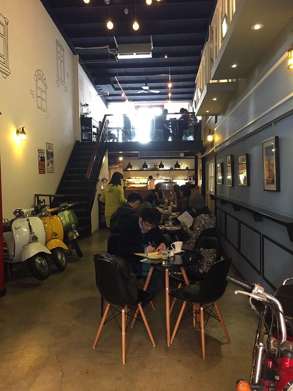 享巷cafe / 桃園市區